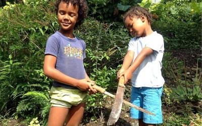 The Rejuvenating Power of Nature for Parents & Children!